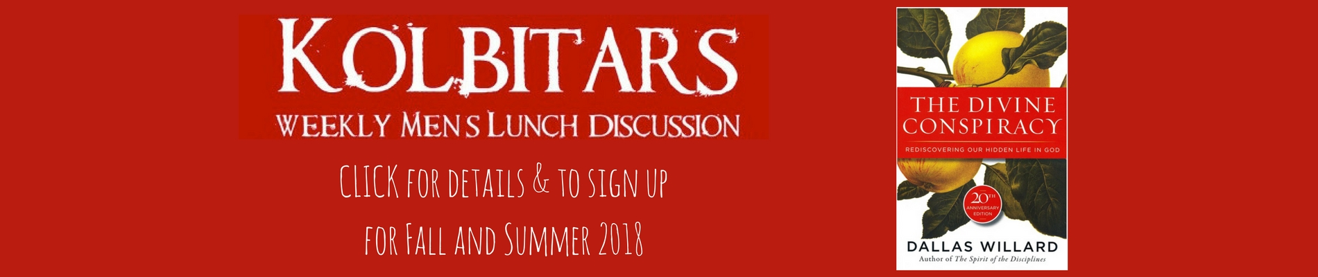 CLICK for details & to sign-upFall and Summer 2018-2